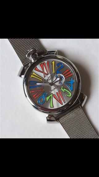 ガガミラノ腕時計電池交換済み!