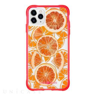 【iPhone11 Pro ケース】Tough Juice