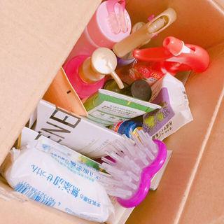 【値下げしました】箱いっぱいスキンケアセット