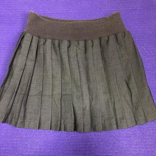 プリーツスカート3 白パンツ1 セット