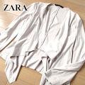 超美品 (USA)L ザラ ZARA カーディガン