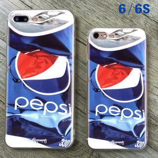 ★人気グッズ★ iPhone 6/6S ケース ペプシ缶