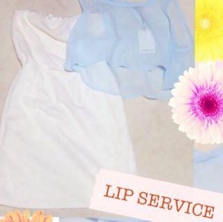 LIPSERVICE ワンピース