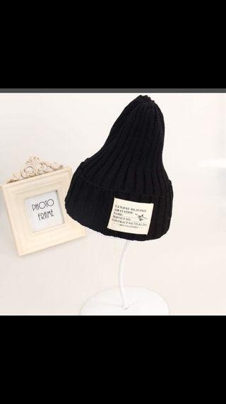 定価2780円春SALEブロックロゴニット帽