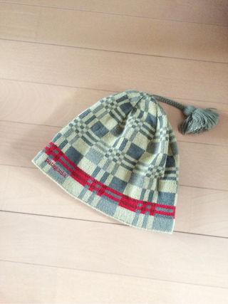 【Patagonia】美品ニット帽
