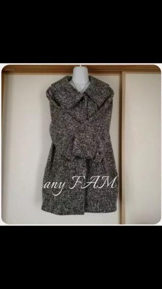 any FAM ツィードコート ジャケット