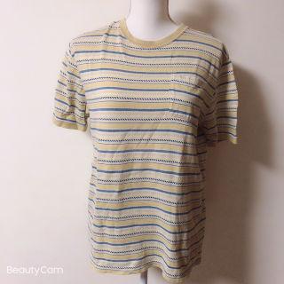 グローバルワークボーダーTシャツ