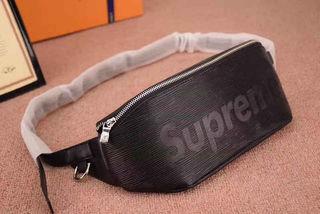 LVsupreme メンズ リュックバッグ大人気新品