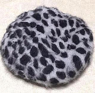 アンゴラ80%ベレー帽