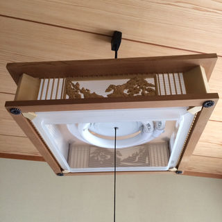 和室 天井ライト