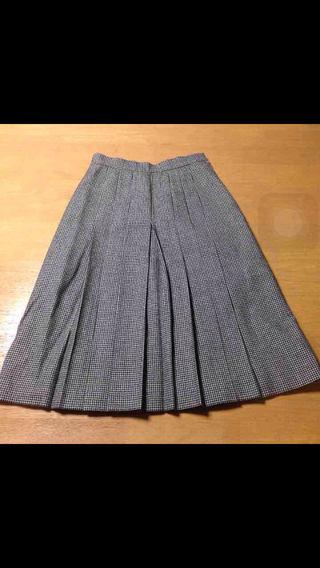 NEW YORKER膝下スカート