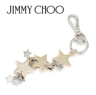JIMMY CHOO ジミーチュウ ゴールドメタル チャーム