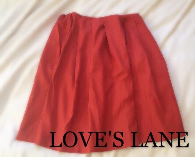 定価5,400円LOVER'SLANEフレアスカート - フリマアプリ&サイトShoppies[ショッピーズ]