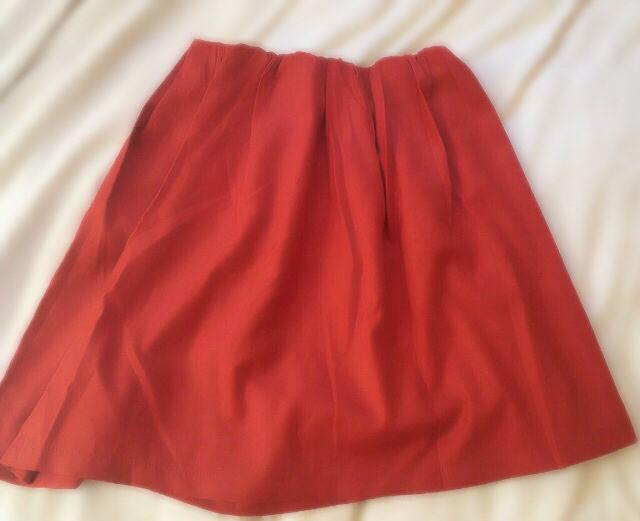 定価5,400円LOVER'SLANEフレアスカート