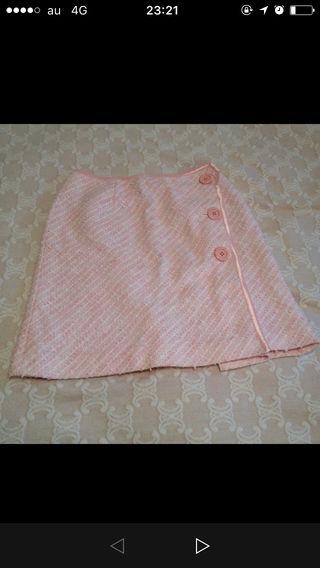 新品Xmissピンクスカート