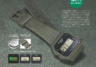B:MING by BEAMS 腕時計 JOKER 付録