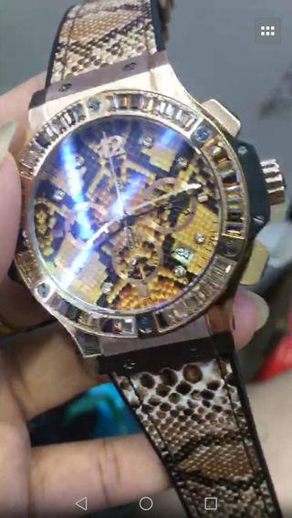 稀少☆彡.HUBLOT  高級腕時計