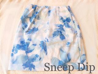 Sneep Dip【新品同様】フラワータイトスカート
