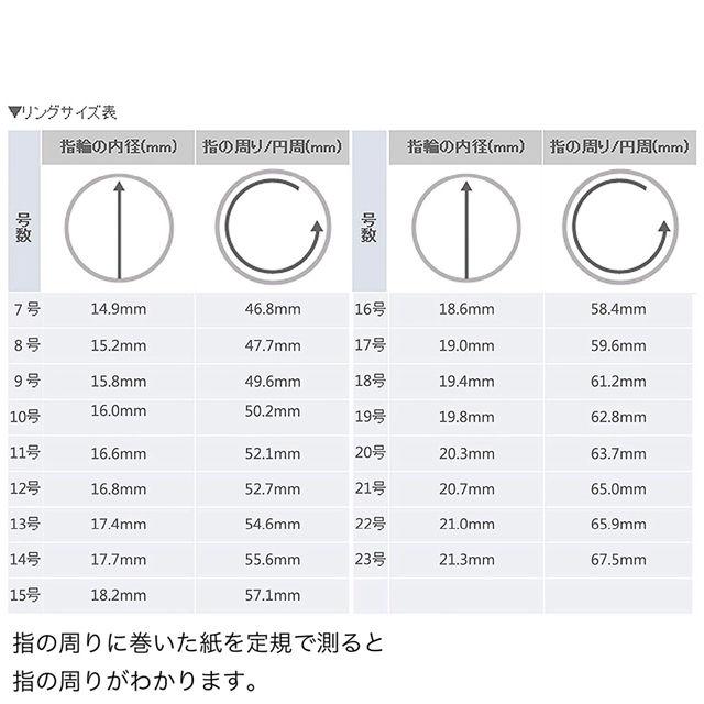 11号スターリングダブル/ホワイトCZダイヤモンドリング