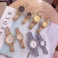 ROLEX 可愛い美品 腕時計ダイヤ ウォッチ 色可選