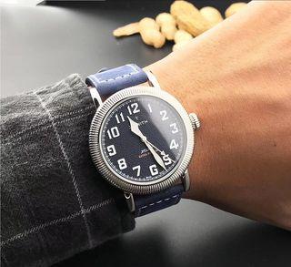 【早い者勝ち】 ZENITH 大人気 クォーツ 腕時計