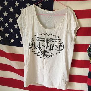 SPIRAL GIRL体型カバーTシャツ