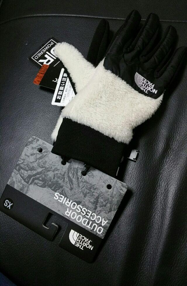 THE ノースフェイス手袋