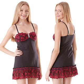 ラッセルレースクラブドレス