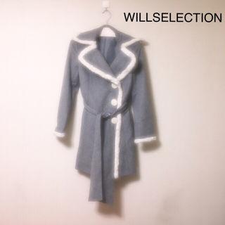 WILLSELECTION ロングコート