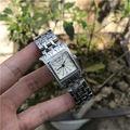 エルメスHERMES シルバー クオーツ Hウォッチ 腕時計