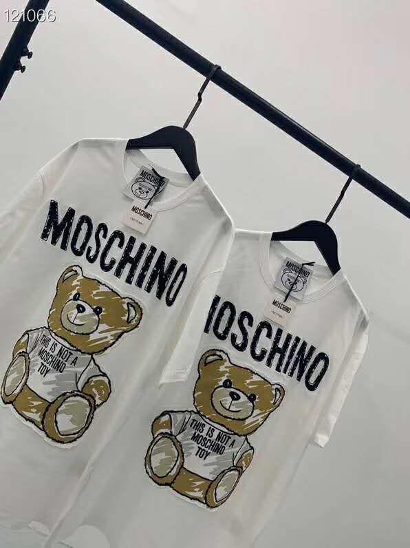 モスキーノ MOSCHINO レディース 半袖Tシャツ(MOSCHINO(モスキーノ) ) - フリマアプリ&サイトShoppies[ショッピーズ]