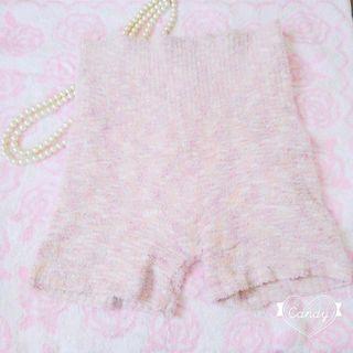 毛糸のパンツ