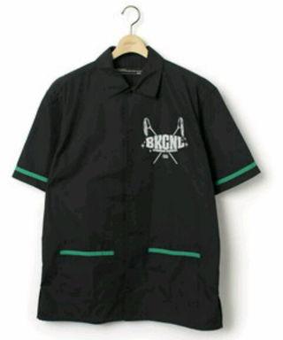 BACK CHANNEL シャツ
