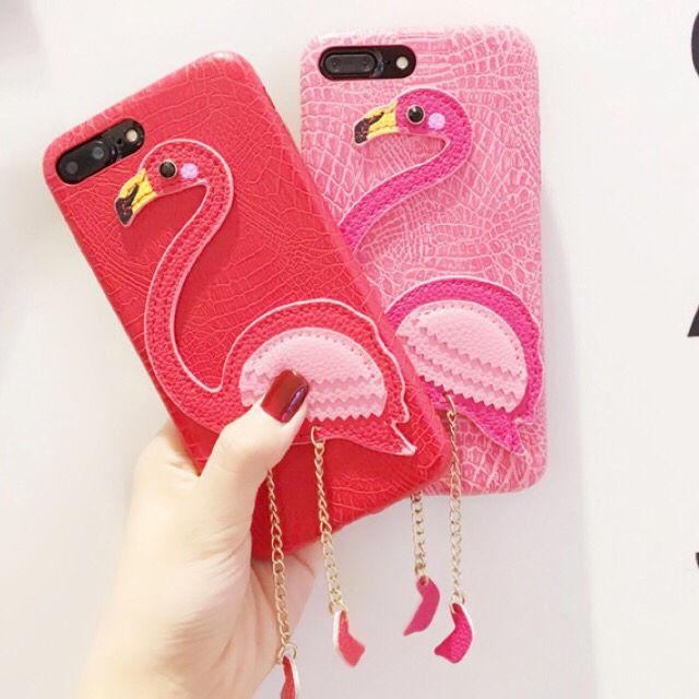 【iPhone 6 7 plus】フラミンゴ 足つき (ノーブランド ) - フリマアプリ&サイトShoppies[ショッピーズ]