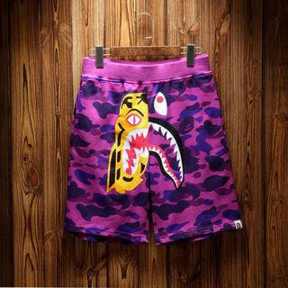 夏 ビーチウェア ハーフパンツ 3色