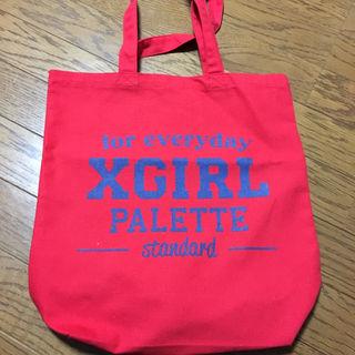 x-girl palette トートバッグ新品