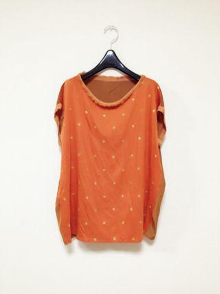 【美品】nitca(ニトカ)   デザインシャツ