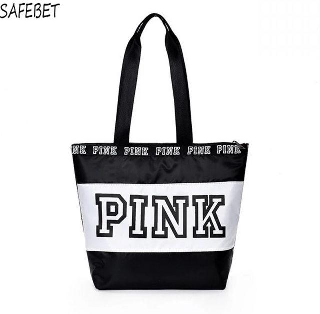 ヴィクトリアズシークレット PINK バッグ 新品(Victoria's Secret(ヴィクトリアシークレット) ) - フリマアプリ&サイトShoppies[ショッピーズ]