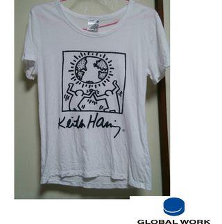 グローバルワークTシャツ