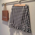 dazzlinペプラムスカート