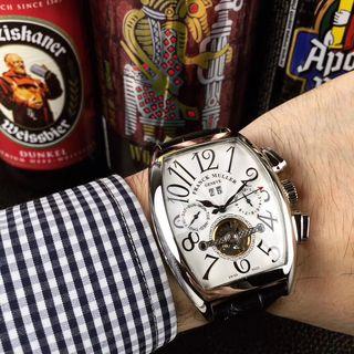 【早い者勝ち】フランク・ミュラー大人気 自動巻き 腕時計