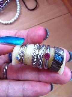指輪、リング