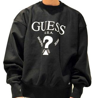 GUESS/ (ゲス オリジナル スウェット)