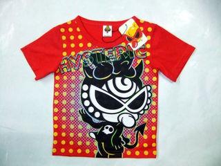 ヒステリックミニ キッズ tシャツ3色