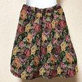 【新品/Drug honey】スピンドルゴブラン織スカート