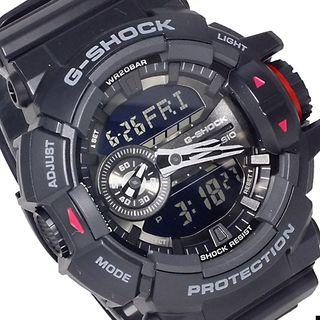 カシオ CASIO G-SHOCK ロータリースイッチ 時計