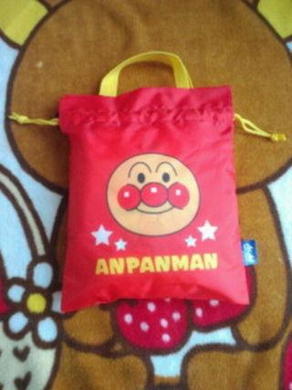 アンパンマン巾着バッグ 全④種