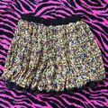イング花柄スカート