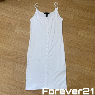 Forever21 キャミソール ワンピース チュニック