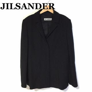 ジルサンダー ☆スナップ3ボタン ウールジャケット